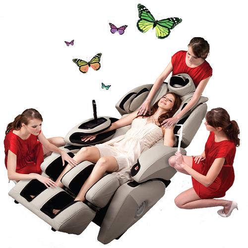 Ghế massage – Món quà cảm tạ cha mẹ mùa vu lan báo hiếu