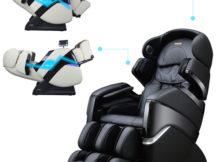 ghế nằm massage