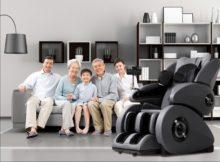 ghế mát xa cho người già